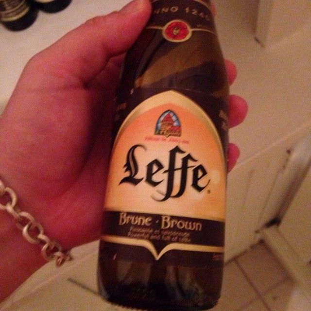 Leffe Brune-Belgian Brown Ale