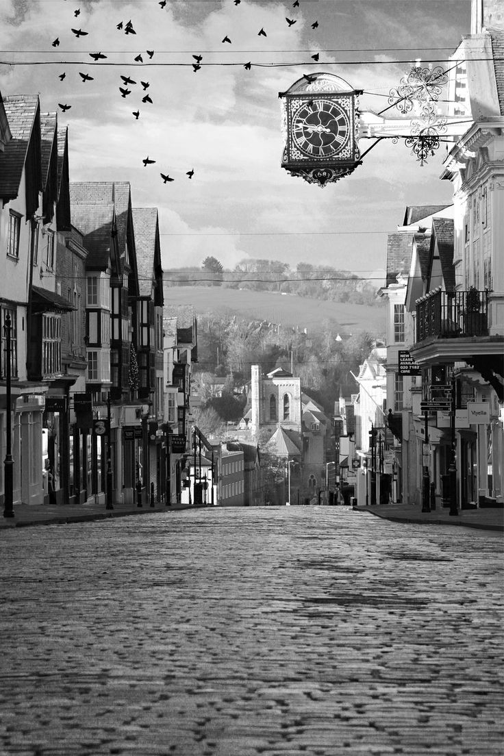 Guildford Town, England - Photography on Creattica: Your source for design inspiration
