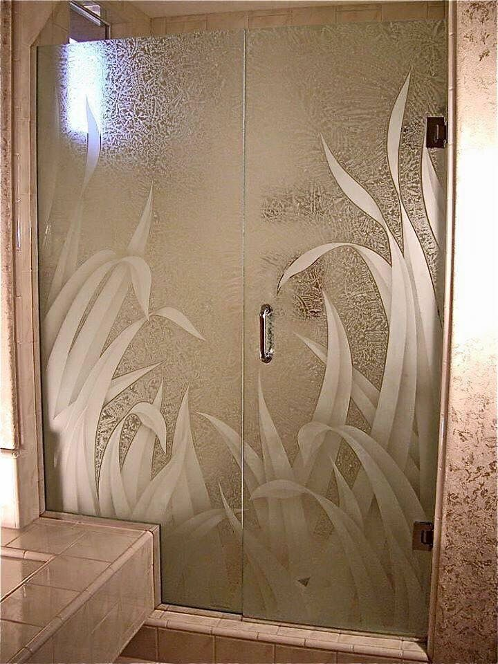 Best Etched Glass Pieces Images On Pinterest Etched Glass