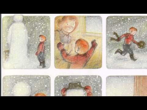 Raymond Briggs, speaks to Jon Snow