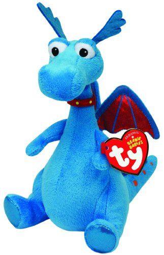 TOPSELLER! Ty Disney Doc McStuffins Stuffy - Dragon $4.26