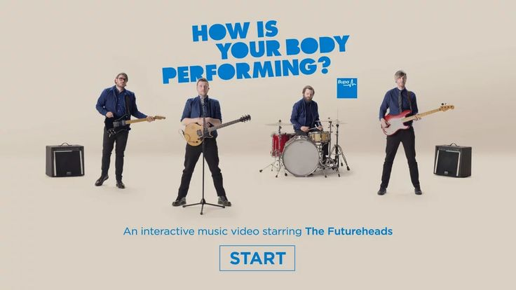 How Is Your Body Performing? on Vimeo