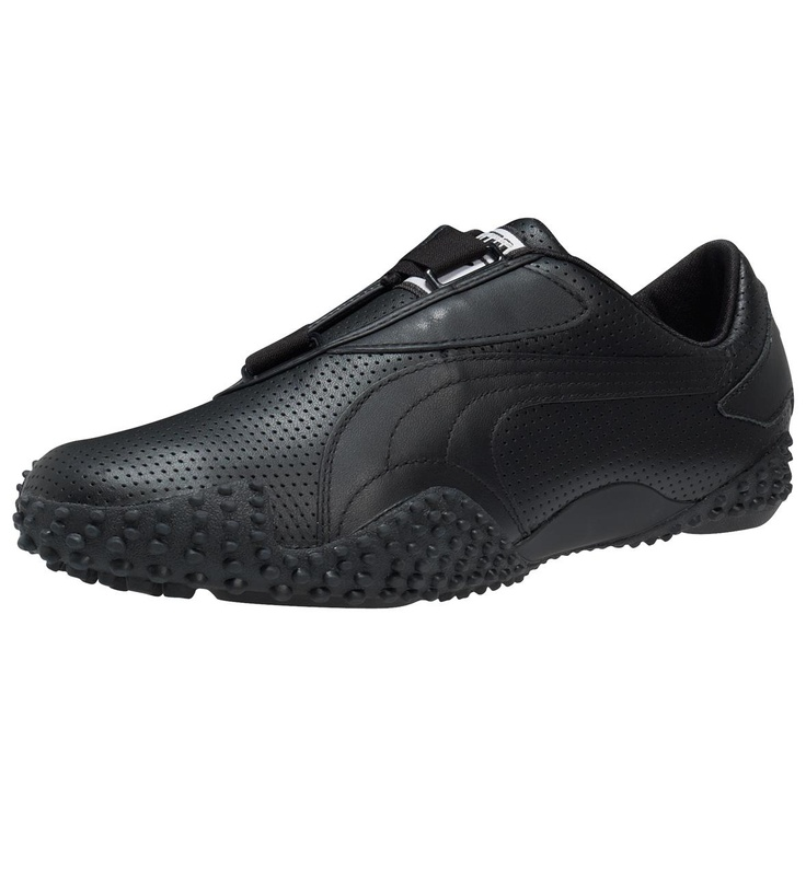 Puma Mostro Femme Perforated Leather Women S Shoes