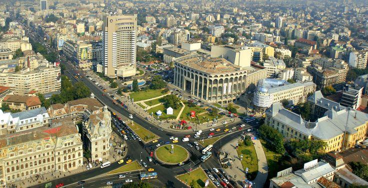 Bukarest: Km 0