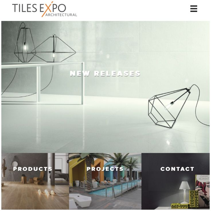 We are excited to announce the launch of our new Tiles Expo Architectural website! www.tilesexpoarchitectural.com.au