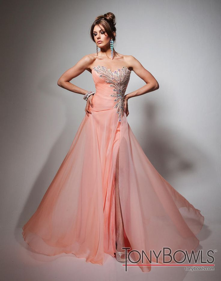 15 best prom dresses for my girls images on Pinterest | Ball dresses ...