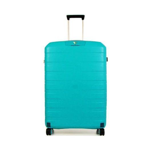 RONCATO BOX Trolley Medio 4r 69 cm Smeraldo - Bagsabout