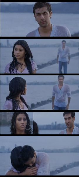 Love the movie,love the songs but most of all love the feeling of this movie....Wake up sid...