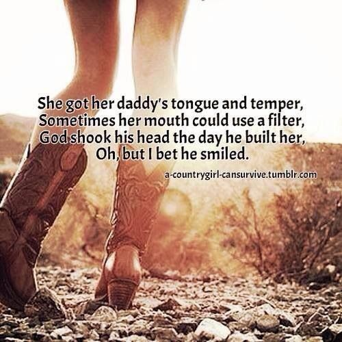 1000+ Daddys Girl Quotes On Pinterest