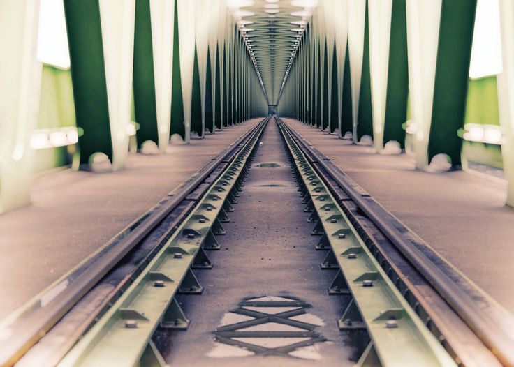 I'm on track by Bodó Miklós #conceptualphotography #photography