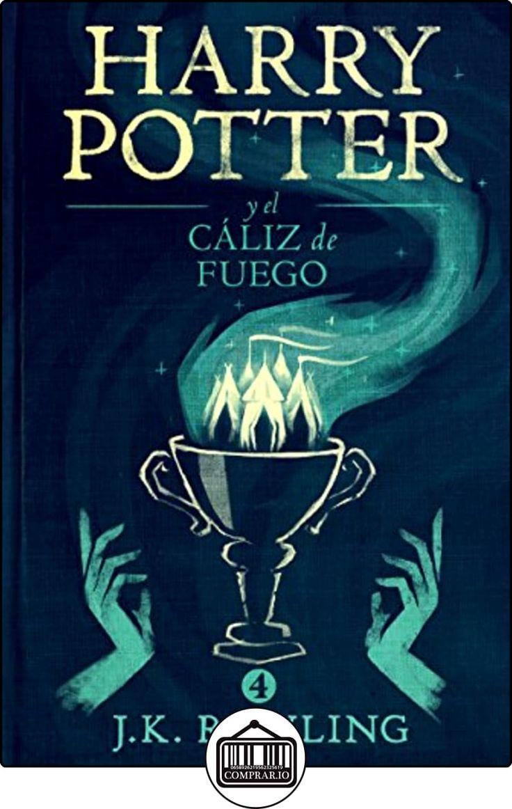 Harry Potter y el cáliz de fuego (La colección de Harry Potter) de J.K. Rowling ✿ Libros infantiles y juveniles - (De 6 a 9 años) ✿