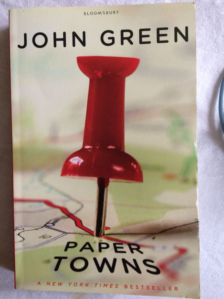 REREAD: Paper towns by John green! I was rereading this ahead of the film coming out this week. Not my favourite book by any means as I feel Q is so irritating while Margo is a complete cow. But it has some really interesting ideas in it about how we only see people how we wish to see them and not how they actually are! Which is very true!