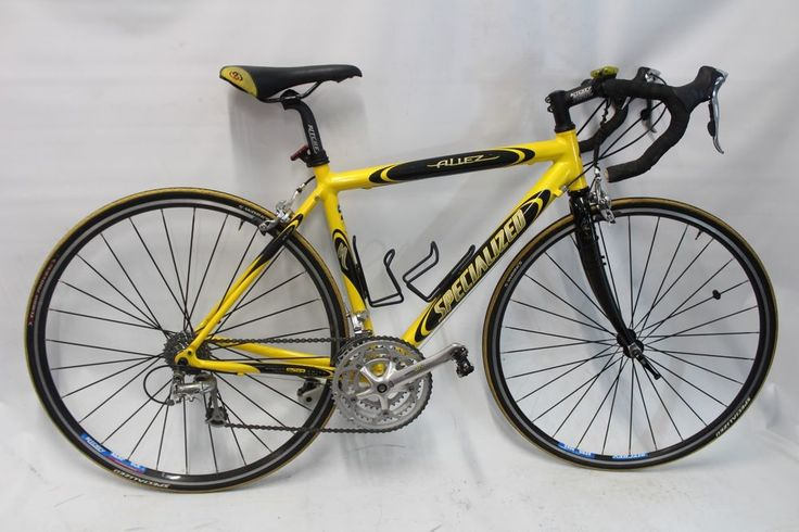 2002 Specialized Allez A1 Elite Road Bike 52cm Retail
