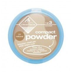 Manhattan Compact Powder clearface