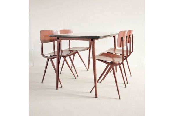 Best 25 formica table ideas on pinterest vintage kitchen tables retro kitchen tables and - Kamer dining ...
