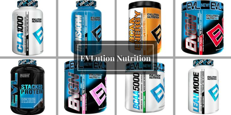 Up to 55% OFF on EVLution NUTR. from #iHerb $5 + 5% OFF for first-time customers with code WELCOME5 and TWG505 #RT