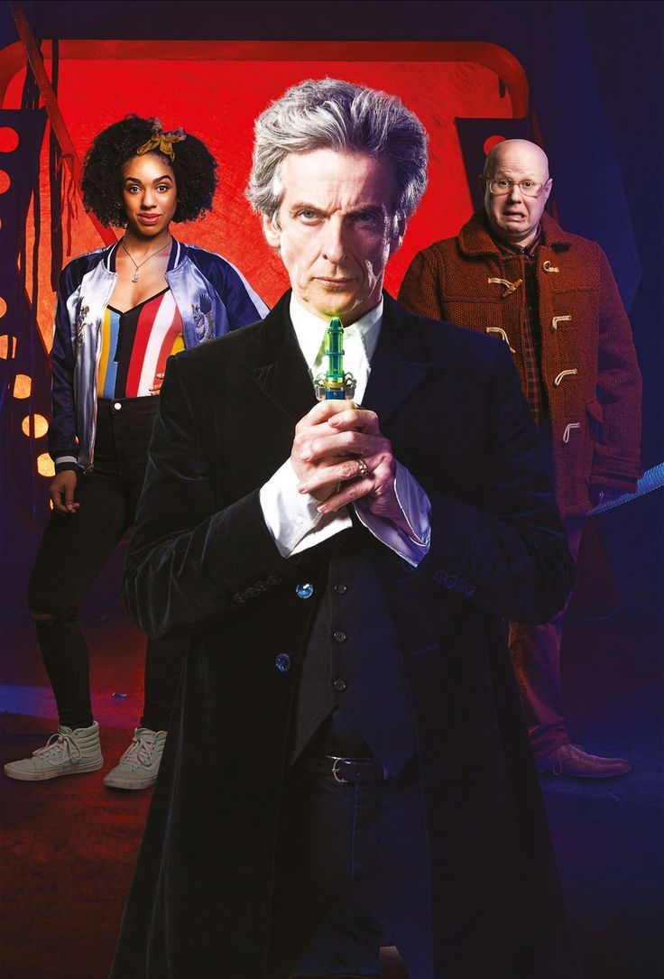 On April 15, 2017 Season 10 begins! The Doctor, Bill and Nardole