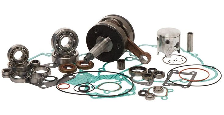 Wrench Rabbit WR101-054 Complete Engine Rebuild Kit for 2003-08 KTM 65 SX