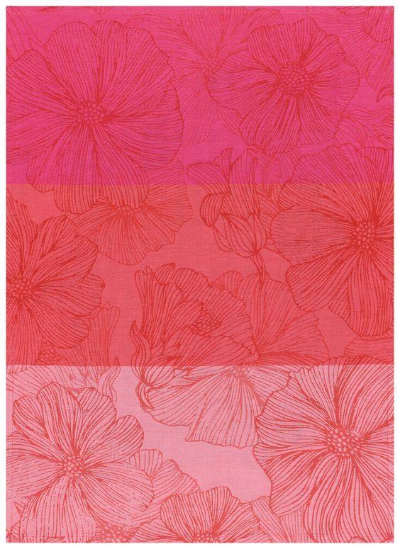 SALE - So Bloom Lipstick Pink Towel
