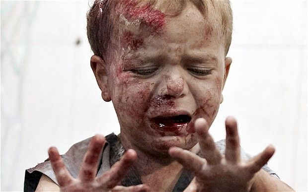 syria death toll | Syria's 'truly shocking' death toll passes 60,000  WHY DOES NOBODY CARE?