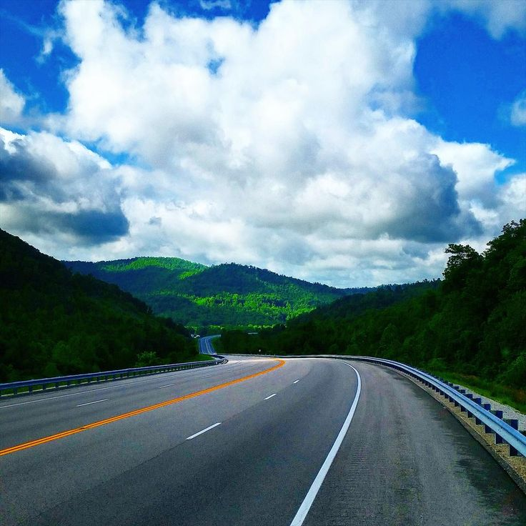On the road in eastern Kentucky by