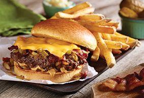 Applebee's Handcrafted Burgers