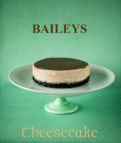 Lulu's Sweet Secrets: Baileys Cheesecake