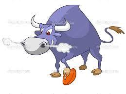 Resultado de imagen para caricatura de toros