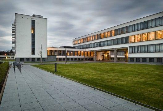 Dessau Bauhaus / Walter Gropius
