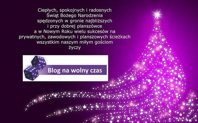 Blog na wolny czas: Ciepłych, spokojnych i radosnych Świąt Bożego Naro...