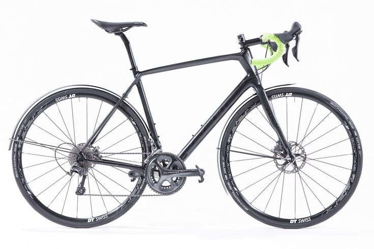 The Focus Paralane Ultegra sits one down from the top of the company's new endurance range and it is a bike with all-round appeal