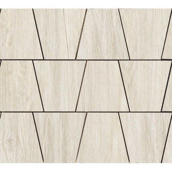 #Ragno #Woodliving #Mosaik Rovere Ghiaccio 30x33 cm R40M | Feinsteinzeug | im Angebot auf #bad39.de 198 Euro/qm | #Mosaik #Bad #Küche
