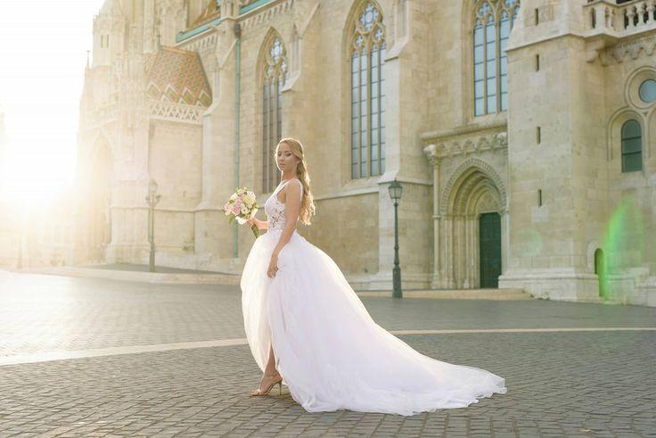 VAMOS Wedding Photography  MUA: Ottilia Abraham  dress: Kathia Dobo