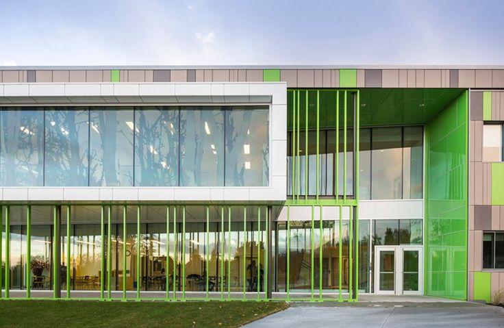 BORÉAL PRIMARY SCHOOL, Boischatel, 2014 - CCM2 Architectes