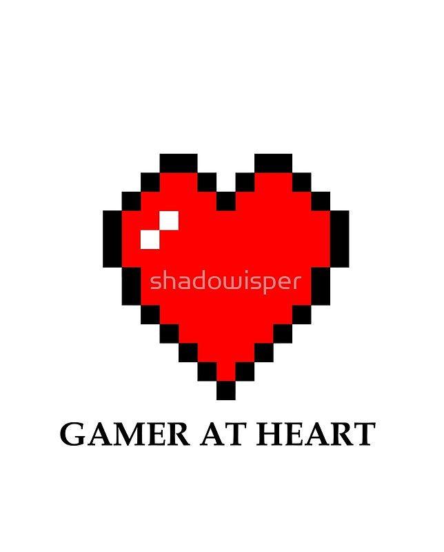 Gamer at heart