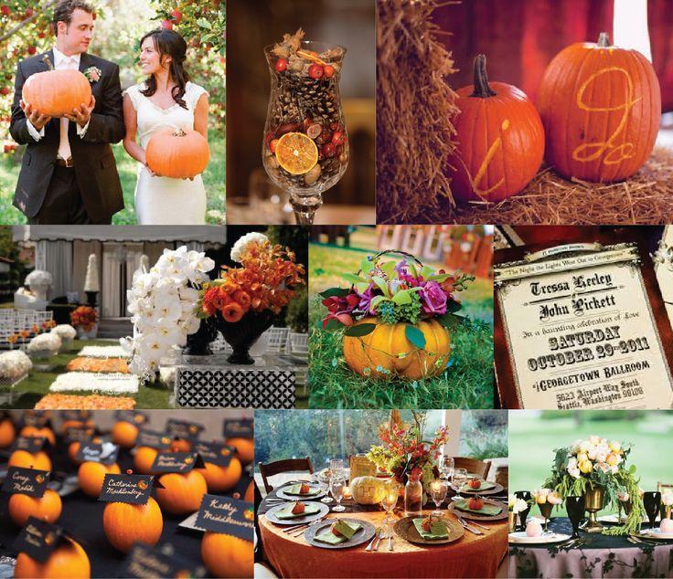 Stylish Halloween Weddings /// Casamentos de Halloween com estilo
