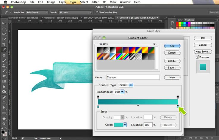 how to make a brush in photoshop from an image