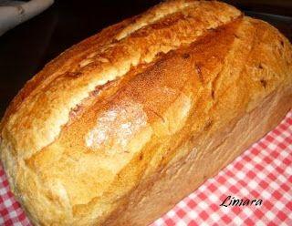 Limara péksége: Cukkinis formakenyér