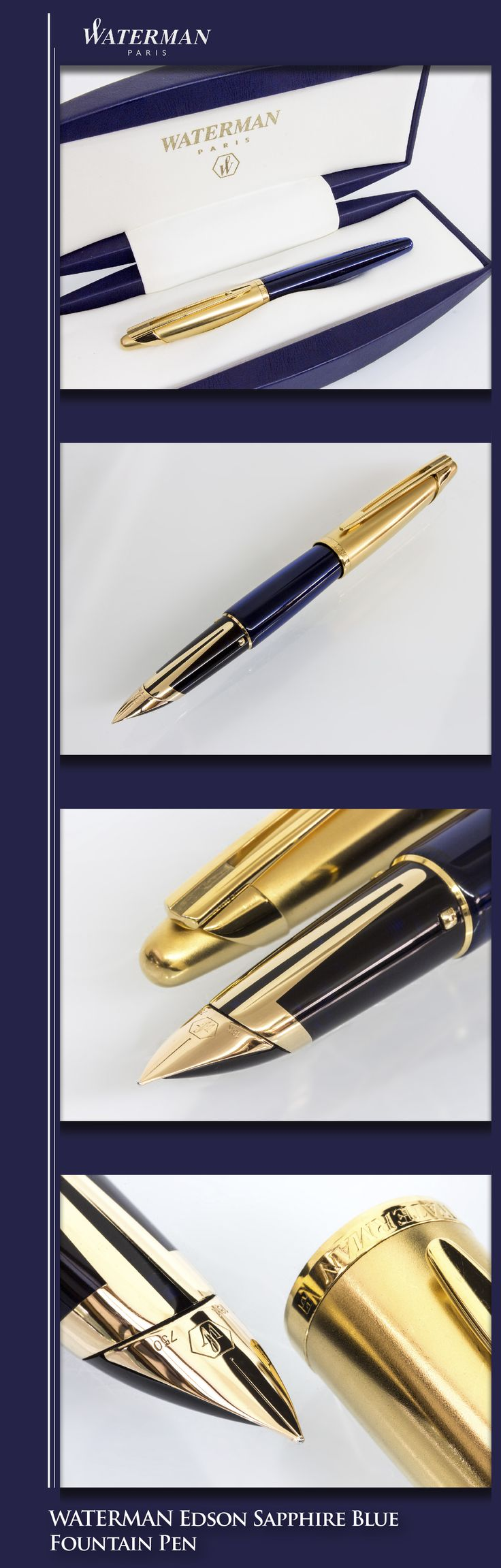 1000 Ideas About Waterman Fountain Pen On Pinterest