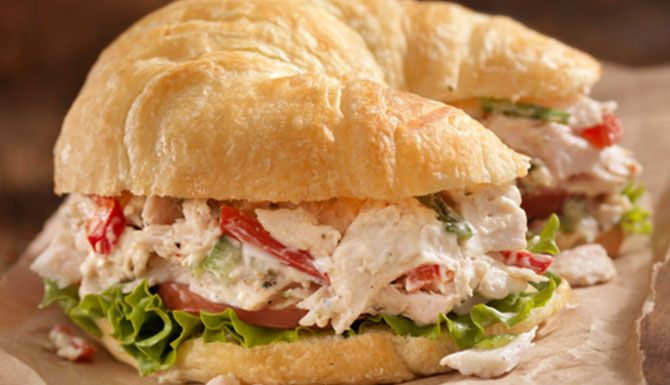 Southwestern Smoked Chicken Salad - Traeger Grill Recipes