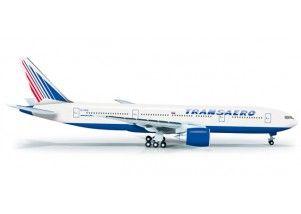 Boeing 777-200 Transaero Airlines Herpa 1:500