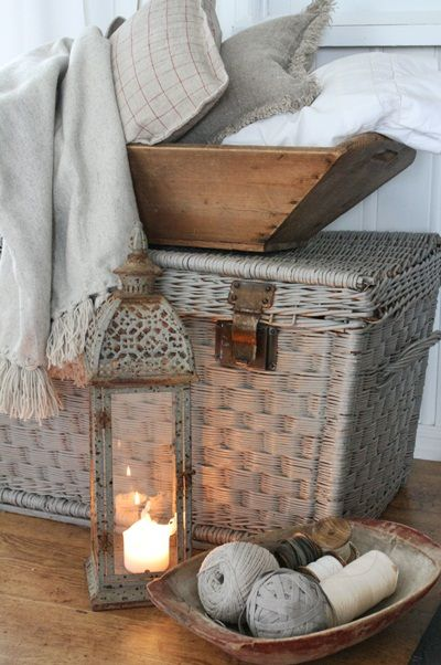 Neutral Fall coziness from Vibeke Design