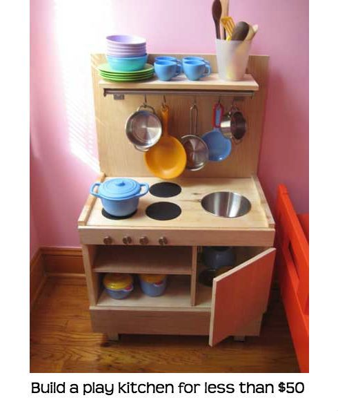 Build Play Kitchen Ikea Components