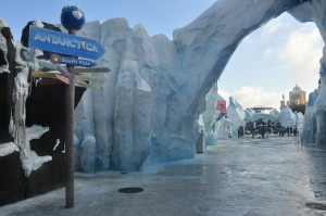 SeaWorld Orlandos Antarctica: Empire of the Penguin Opened. Been there :)