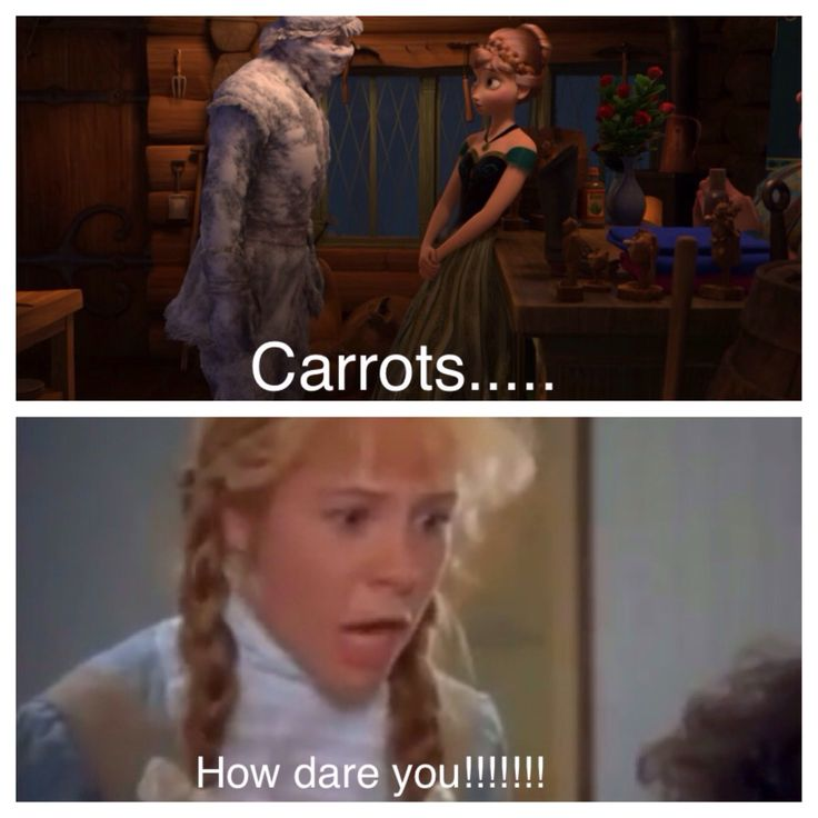 Oh my gosh frozen and Anne of green gables
