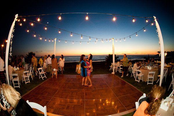 Best Dance Floor For Beach Wedding Google Search S Amp S