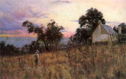 Frederick McCubbin - Australian artist
