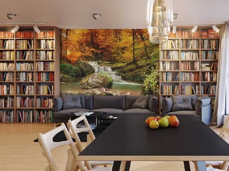 Autumn-Themed Wall Murals Celebrate the Season