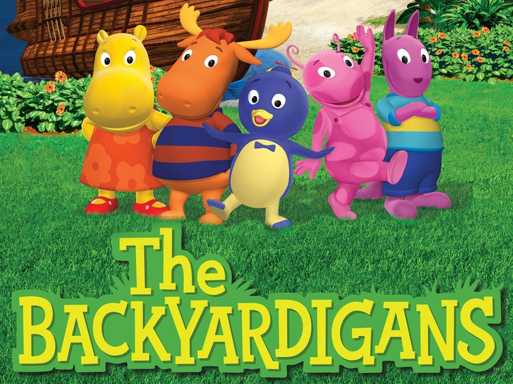 The Backyardigans - I watched this as a kid.