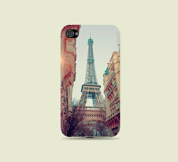 Bonjour Paris Plastic Hard Case  iphone 5  iphone by CatCheeseCase, $16.99